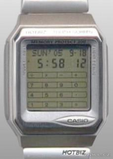 Casio VDB 3000 HotBiz Touchscreen Watch