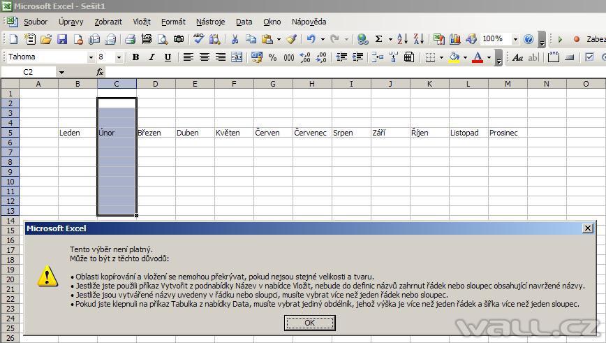 Jak převést (transponovat) data ze sloupce na řádky a naopak